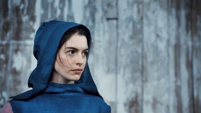 Anne Hathaway - nominert for feil film?