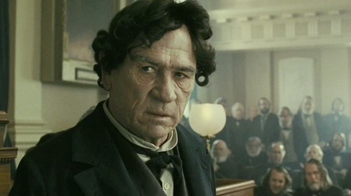 Tommy Lee Jones - en rolle som roper Oscar